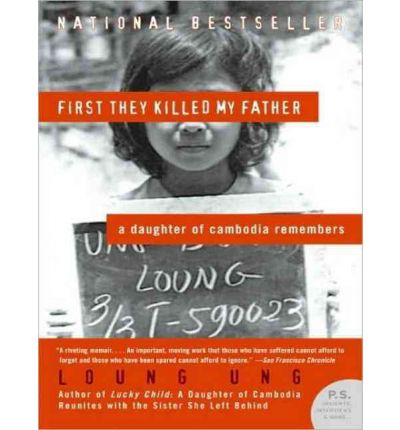 First They Killed My Father by Loung Ung Audio Book Mp3-CD