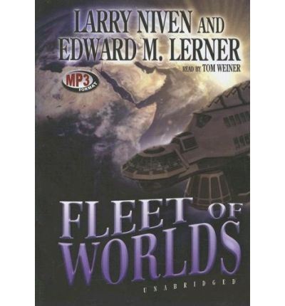 Fleet of Worlds by Larry Niven Audio Book Mp3-CD