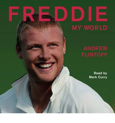 Freddie Flintoff by Andrew Flintoff Audio Book CD