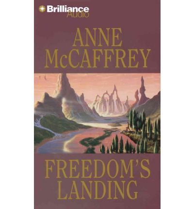 Freedom's Landing by Anne McCaffrey AudioBook CD