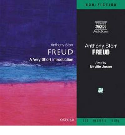 Freud by Anthony Storr Audio Book CD