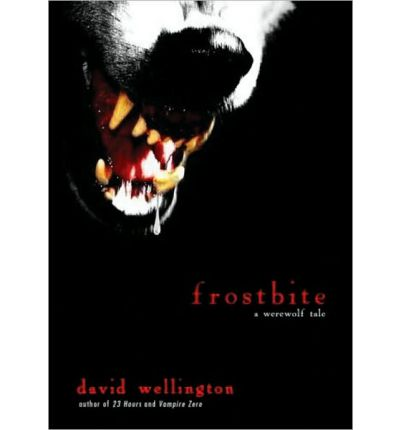Frostbite by David Wellington AudioBook CD