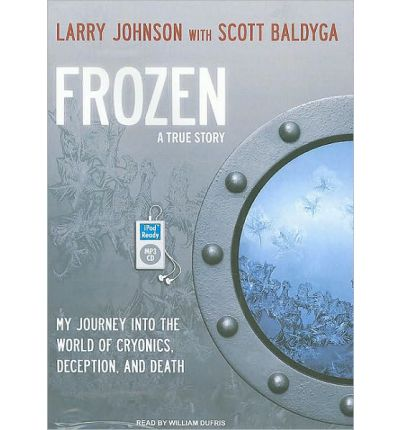 Frozen by Larry Johnson Audio Book Mp3-CD