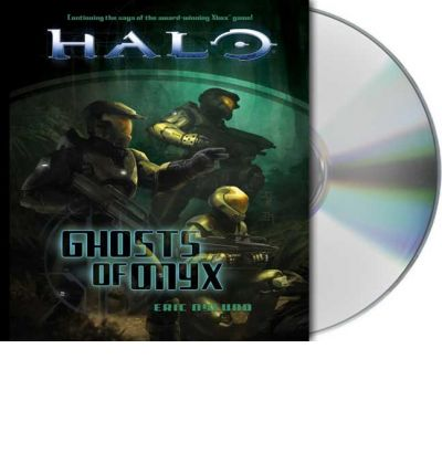 Ghosts of Onyx by Eric S Nylund AudioBook CD