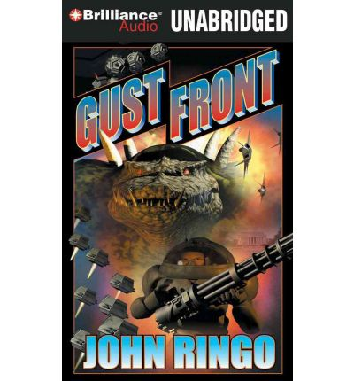 Gust Front by John Ringo AudioBook Mp3-CD