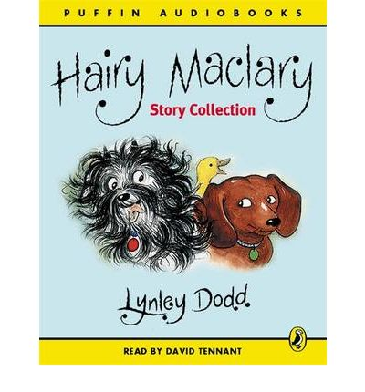 Hairy Maclary Story Collection by Lynley Dodd Audio Book CD