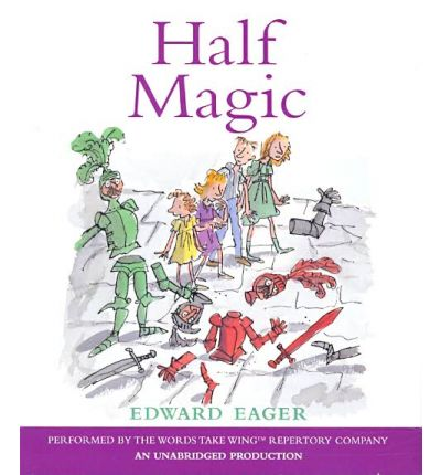 Half Magic by Edward Eager Audio Book CD