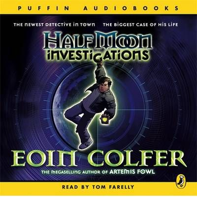 Half Moon Investigations by Eoin Colfer AudioBook CD