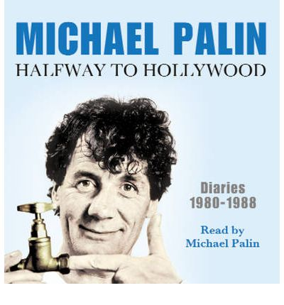 Halfway to Hollywood by Michael Palin AudioBook CD