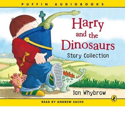 Harry and the Bucketful of Dinosaurs Story Collection by Ian Whybrow Audio Book CD