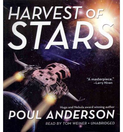Harvest of Stars by Poul Anderson AudioBook CD