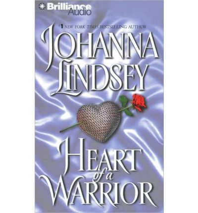 Heart of a Warrior by Johanna Lindsey Audio Book CD