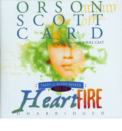 Heartfire by Orson Scott Card AudioBook CD