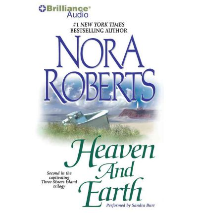 Heaven and Earth by Nora Roberts Audio Book CD