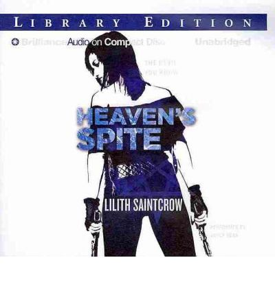 Heaven's Spite by Lilith Saintcrow Audio Book CD