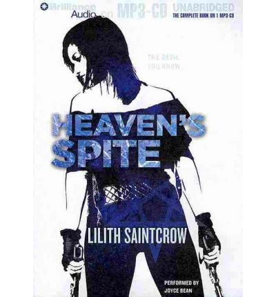 Heaven's Spite by Lilith Saintcrow Audio Book Mp3-CD
