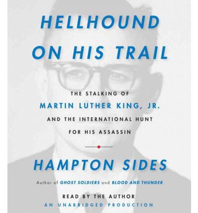 Hellhound on His Trail by Hampton Sides AudioBook CD