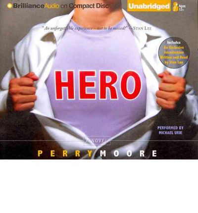Hero by Perry Moore Audio Book CD