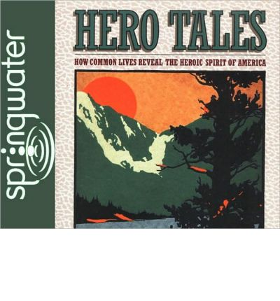 Hero Tales by Theodore Roosevelt Audio Book CD