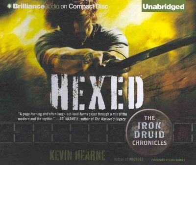 Hexed by Kevin Hearne AudioBook CD