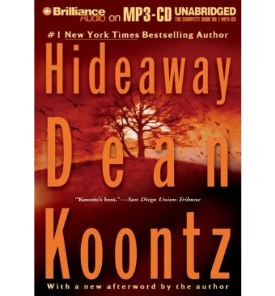 Hideaway by Dean R Koontz AudioBook Mp3-CD