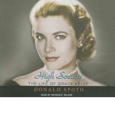 High Society by Donald Spoto Audio Book CD