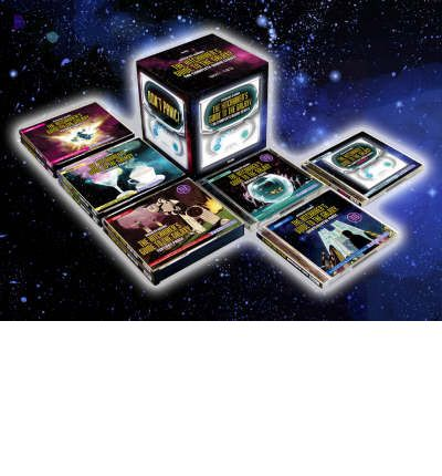 Hitchhiker's Guide to the Galaxy, the Complete Radio Series by Douglas Adams AudioBook CD