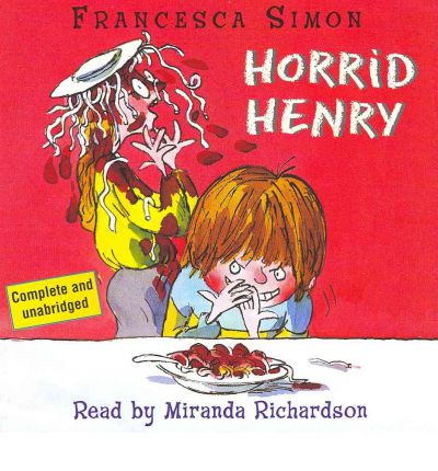 Horrid Henry by Francesca Simon Audio Book CD - The House of Oojah