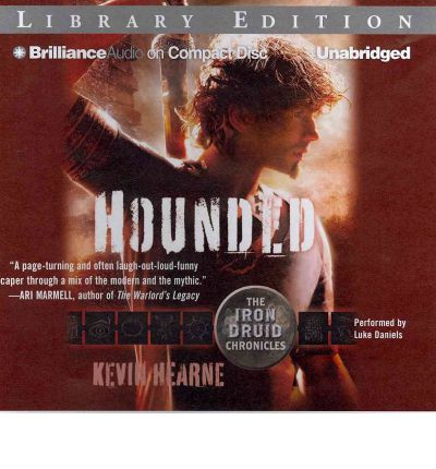 Hounded by Kevin Hearn AudioBook CD