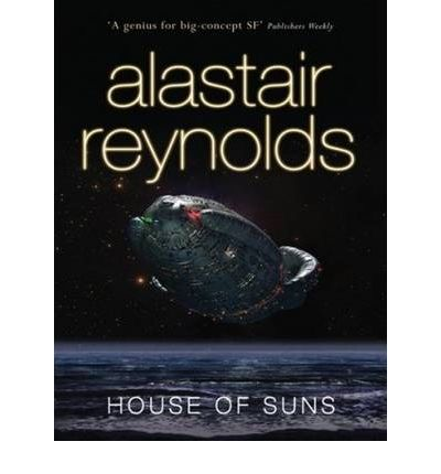 House of Suns by Alastair Reynolds Audio Book Mp3-CD