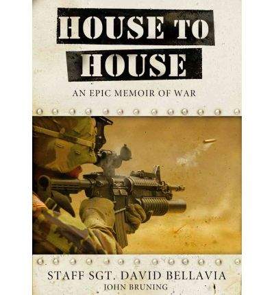 House to House by David Bellavia Audio Book CD