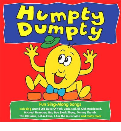 Humpty Dumpty by  AudioBook CD