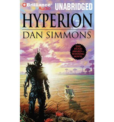 Hyperion by Dan Simmons AudioBook CD
