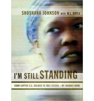 I'm Still Standing by Shoshana Johnson Audio Book Mp3-CD