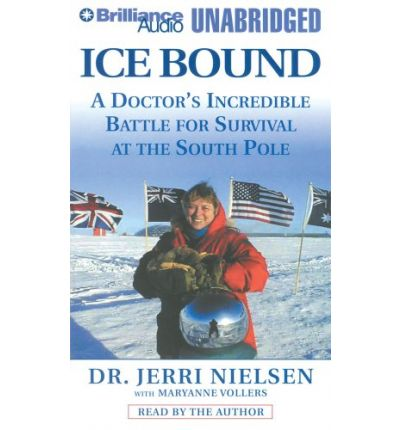 Ice Bound by Dr Jerri Nielsen AudioBook Mp3-CD