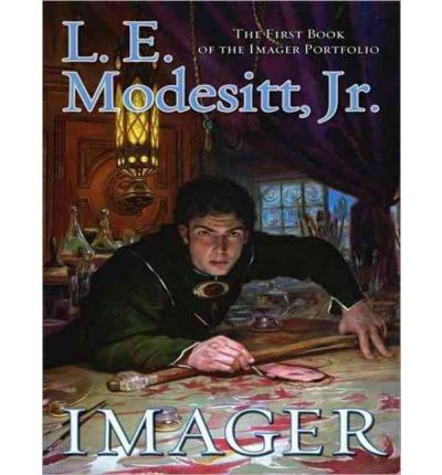 Imager by L. E. Modesitt AudioBook CD