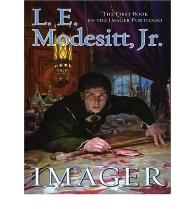 Imager by L. E. Modesitt AudioBook Mp3-CD
