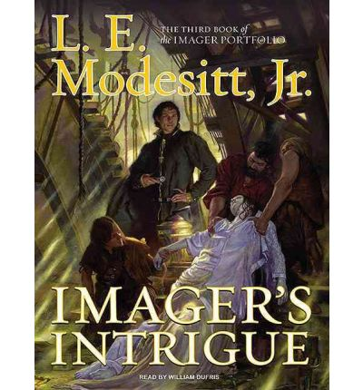 Imager's Intrigue by L. E. Modesitt AudioBook CD
