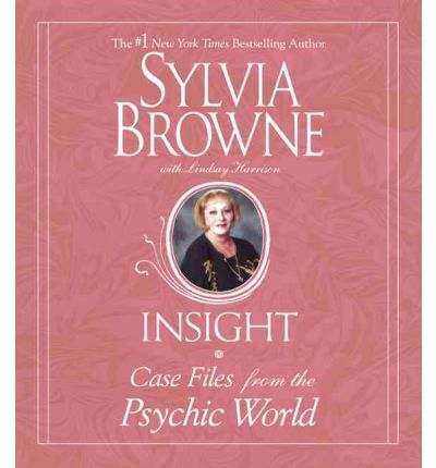 Insight by Sylvia Browne AudioBook CD