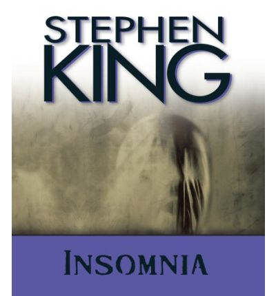 Insomnia by Stephen King AudioBook CD