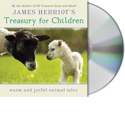 James Herriot's Treasury for Children by James Herriot Audio Book CD