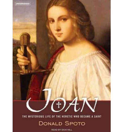 Joan by Donald Spoto Audio Book CD