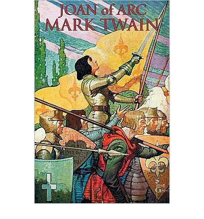 Joan of Arc by Mark Twain AudioBook CD