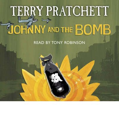 Johnny and the Bomb by Terry Pratchett AudioBook CD