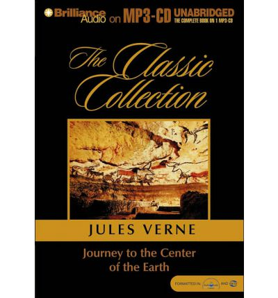 Journey to the Center of the Earth by Jules Verne AudioBook Mp3-CD