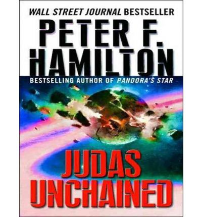 Judas Unchained by Peter F. Hamilton AudioBook CD