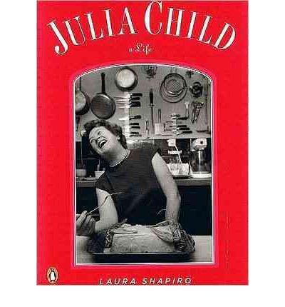 Julia Child by Laura Shapiro Audio Book CD