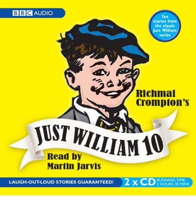 Just William: v. 10 by  AudioBook CD