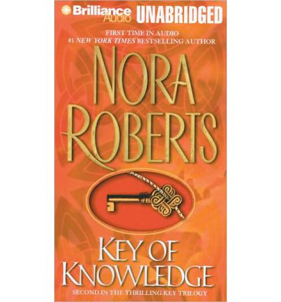 Key of Knowledge by Nora Roberts Audio Book CD