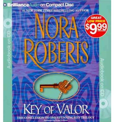 Key of Valor by Nora Roberts AudioBook CD